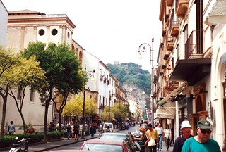 A Sorrento street