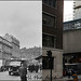 New Oxford Street`1956-2016 by roll the dice