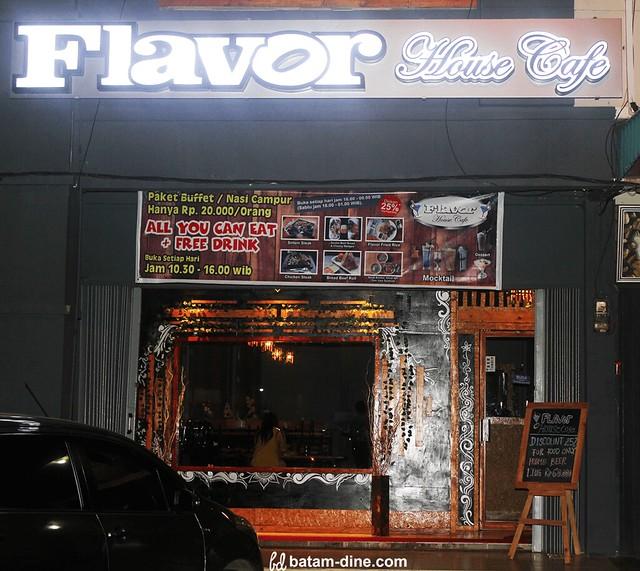 Flavor House Café