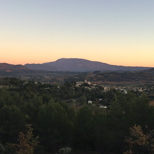 Enclave des Papes Pays de Grignan