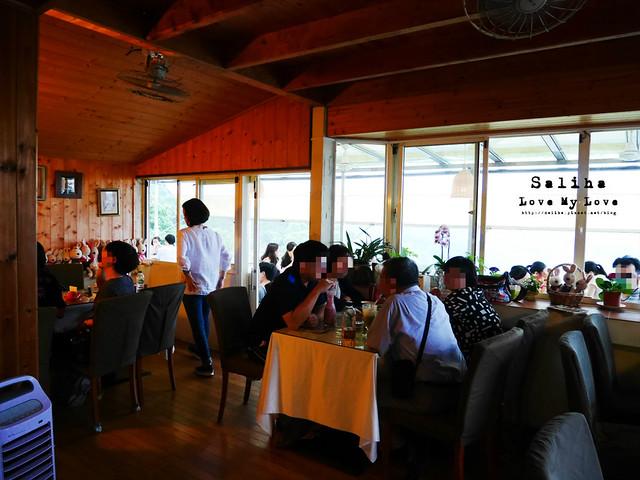 貓空一日遊喝茶餐廳推薦貓空小木屋茶館 (6)