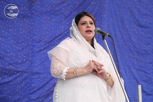 Seema Chaudhary expresses her views