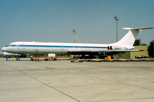 rasalkhaimah rkt omrk ilyushin censad il62 aircraft airplane airport plane planespotting elalz