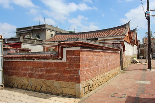 Lun, 15/09/2014 - 10:11 - 古龍頭振威第 Gǔ lóngtóu Zhènwēi dì - Antica residenza di Zhènwēi