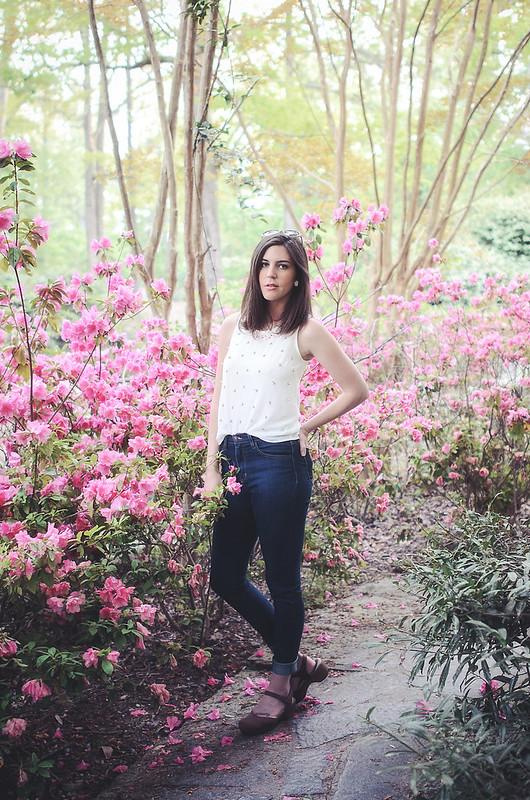 Atlanta Photographer | Joshua Gwyn | Stone Moutain Styling Shoot |  Lady Flashback | Nadia Marie | Kayla Conley