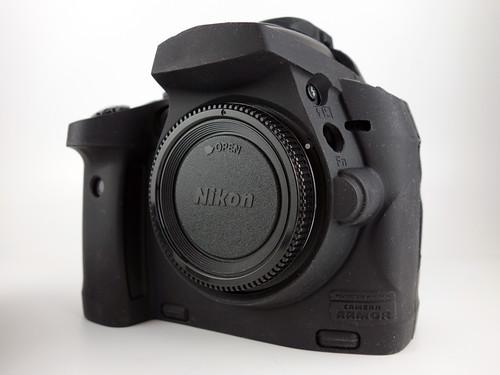 CAMERA ARMOR IMPACT PROTECTION Nikon D5000