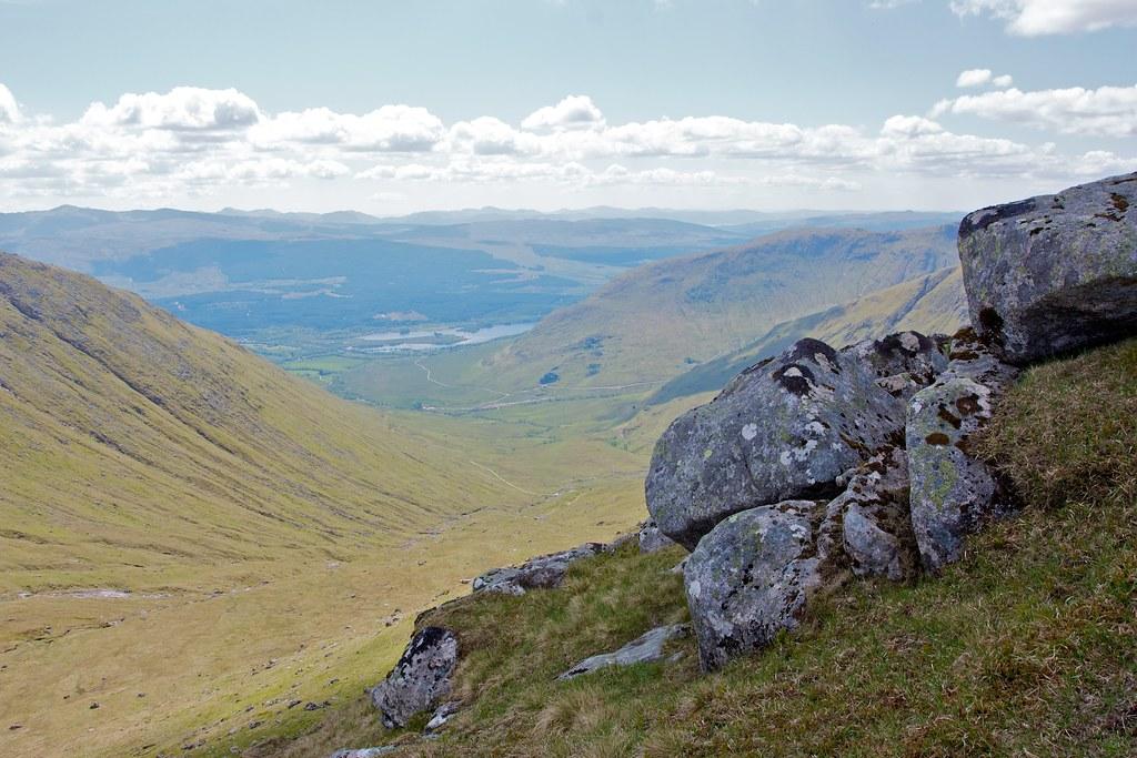 Down towards Loch Awe