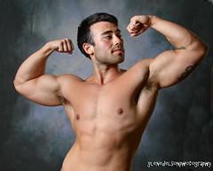 arm, chest, barechestedness, male, man, muscle, bodybuilder, person, bodybuilding,