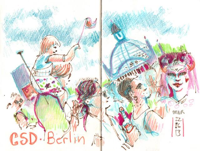 CSD Berlin 2013