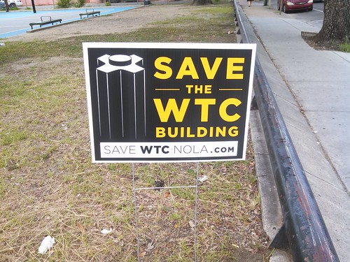 Save the WTC Astroturf