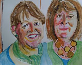 Shelly & Maureen