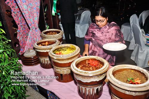 Ramadhan inspired by Nenek's Kitchen at JW Marriott Kuala Lumpur 9