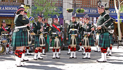 SCOTS Band in Gibraltar - Woodwind