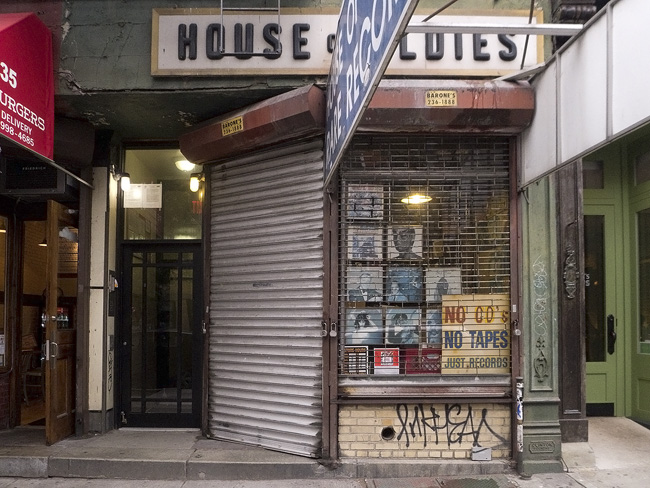 House of Oldies, nyc