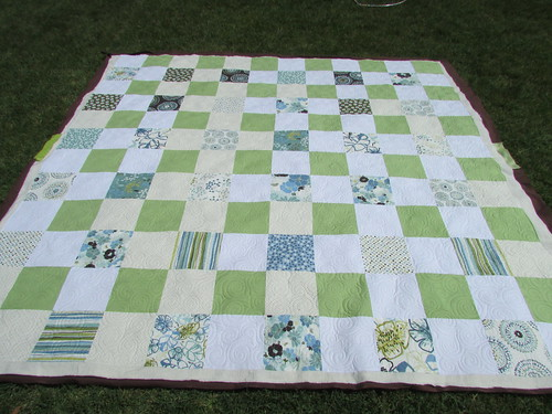 Leigh's Quilt #1