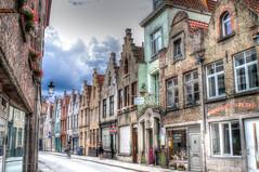 Bruges façon dessin