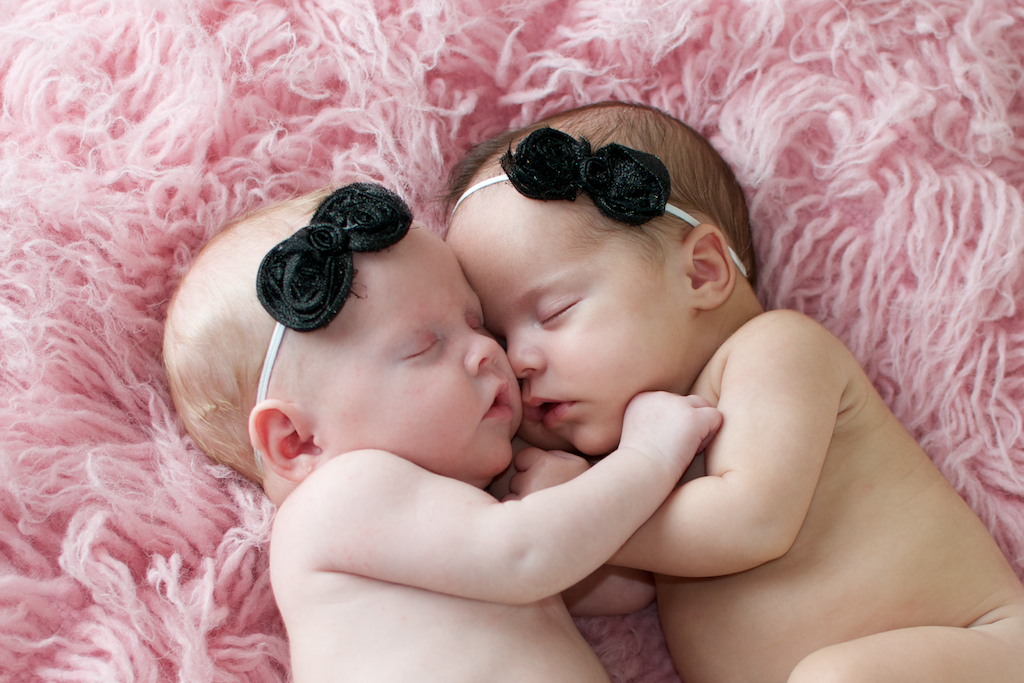 Our Beautiful Twins