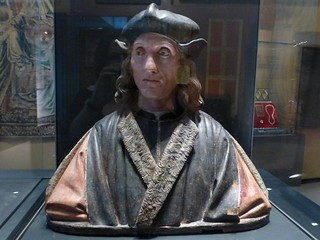 Bust of Henry VII