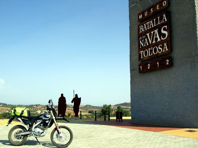 7 Museo batalla Navas de Tolosa en Santa Elena