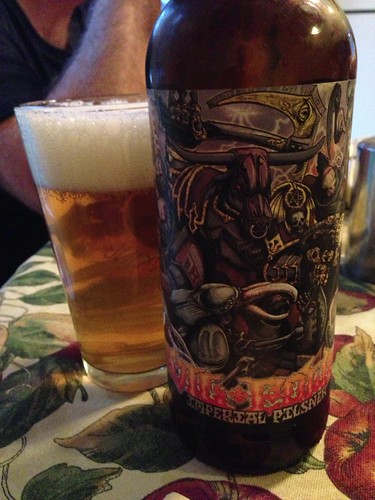 3 Floyds Evil Power Imperial Pilsner