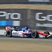 Takuma Sato rolls through the backstretch esses during practice at Sonoma Raceway