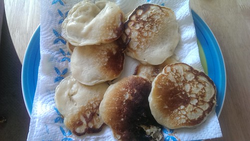 Cheese and onion drop scones