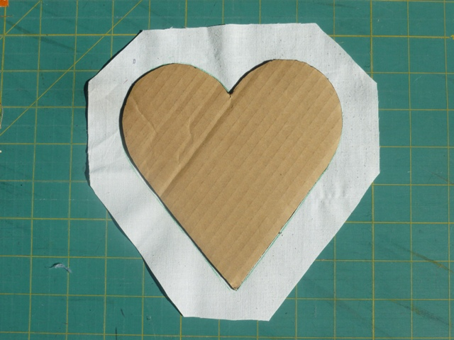 Lavender heart tutorial picture 1
