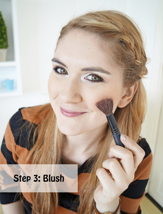 Bronze Makeup Tutorial