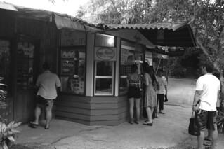 Bohol - Ice cream store