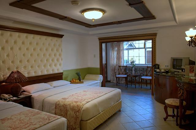 Boracay Garden Resort Deluxe Room