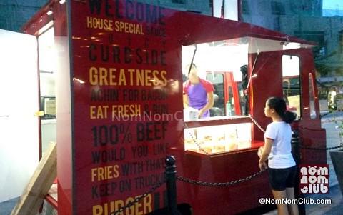 GReat Burger Truck