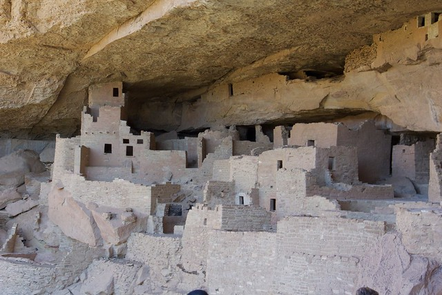 Cliff Palace -- Mesa Verde National Park