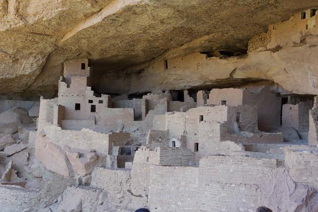 Cliff Palace -- Mesa Verde National Park