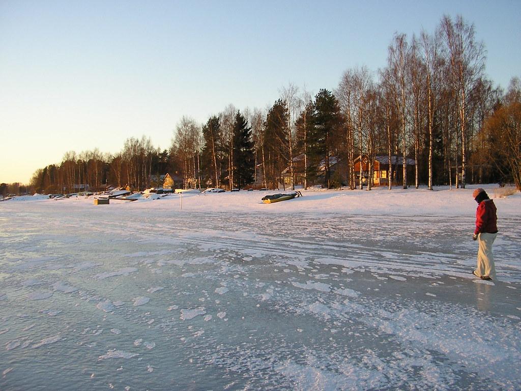 Nieve y hielo
