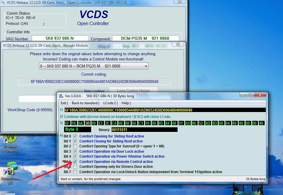 Vwvortex Com How To Vagcom Vcds Mods W Pics