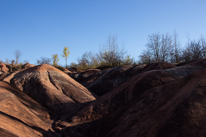 Cheltenham Badlands 2013