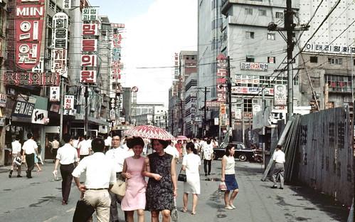Seoul 서울 1968-08-07 – 68D08-0723