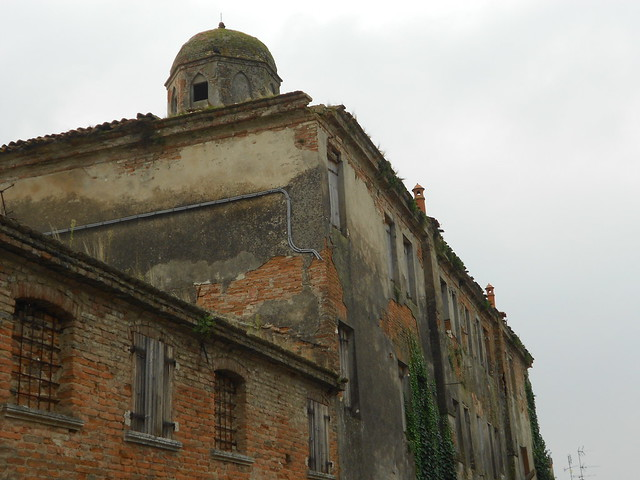 rudere ad Arquà Polesine
