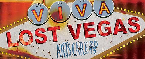 Viva Lost Vegas, Artspace by trudeau