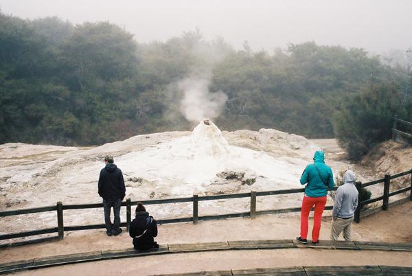 Wai-O-Tapu Geothermal Park 1