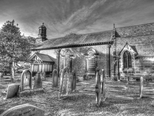St Peters church formby