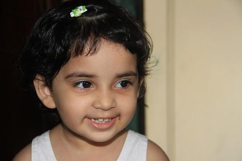 Nerjis Asif Shakirs New Hair Cut by firoze shakir photographerno1