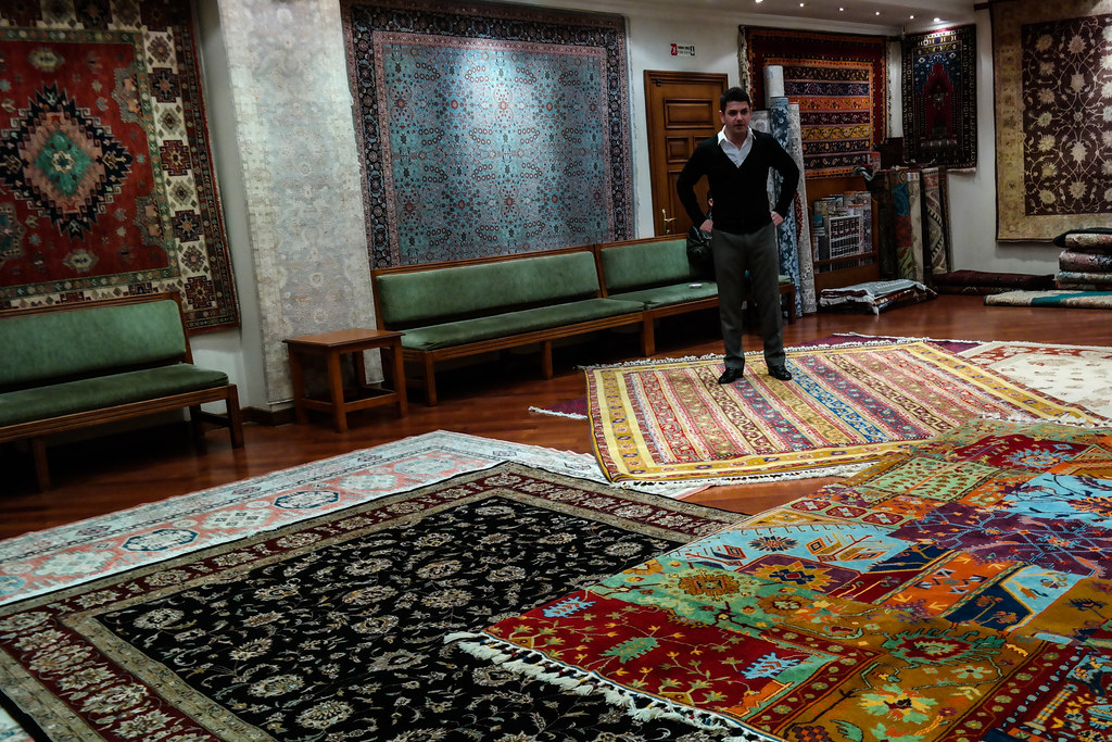 Learning about Rugs