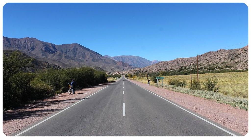 38 argentina quebrada de humahuaca road