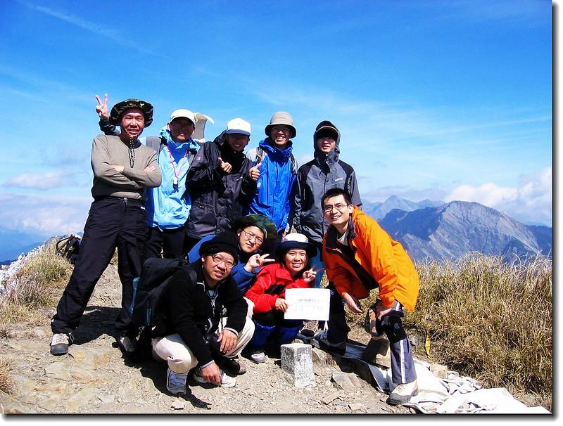 畢祿山頂 3