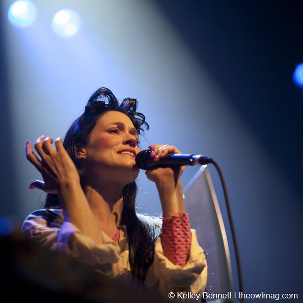 CocoRosie @ Regency Ballroom, SF 10/28/13