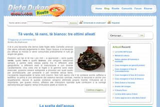 Dieta Dukan Ricette