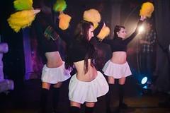 Выступления группы поддержки Raid Girls в клубах