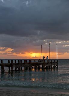 Cozumel Sunset 2009