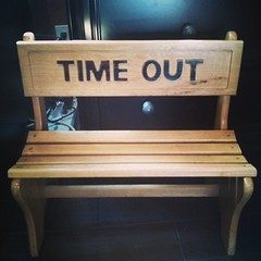 New Office Chair #seat #bench #timeout